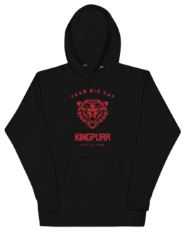 team big cat hoodie