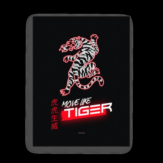 move like tiger canvas 18x24 wall
